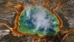Home: Grand Prismatic Spring