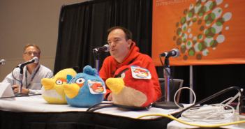 Angry Birds creator Peter Vesterbacka