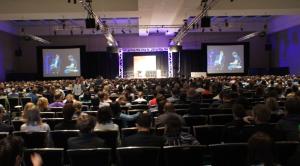 Foursquare's Dennis Crowley keynote