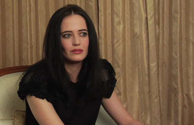 Cast interview: Eva Green