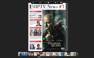 MIPTV daily News 1