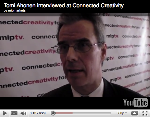 Tomi Ahonen interview