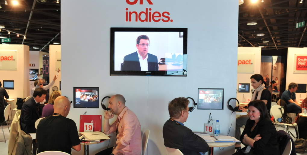 UK Indies MIPTV 2011