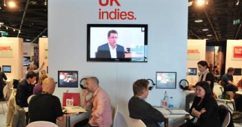 UK Indies MIPTV 2011