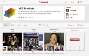 MIP Markets Pinterest