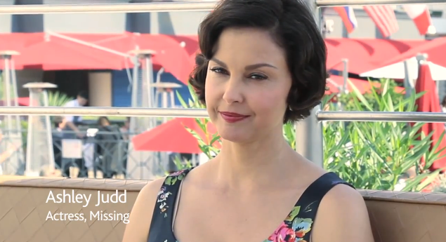 Ashley Judd - Missing interviews
