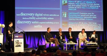 Disruptive Media panel MIPCOM