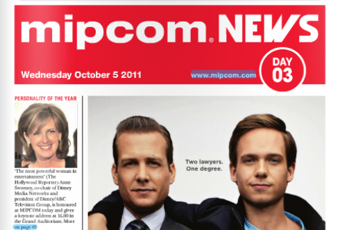 MIPCOM News 3 now online!