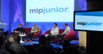 MIPJunior Games, Apps, Social & Devices panel