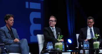 Tim Kring, Kiefer Sutherland & Kevin O'Reilly