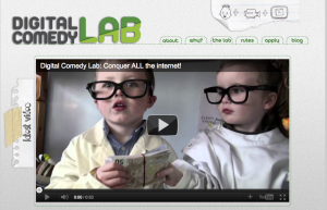 Digital Comedy Lab