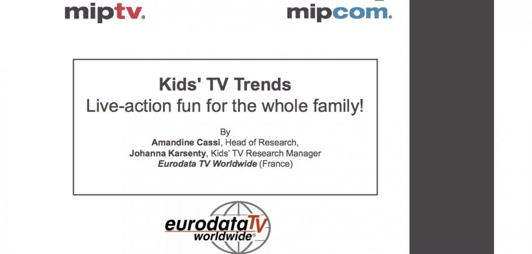 Eurodata kids live action