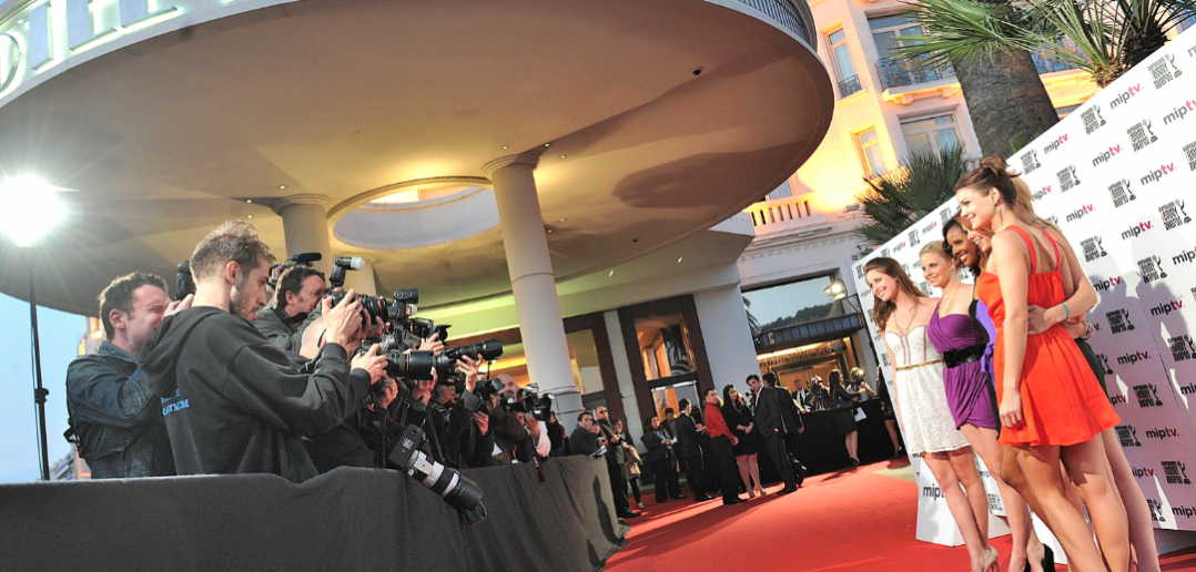 MIPTV 2012 Opening Night Red Carpet