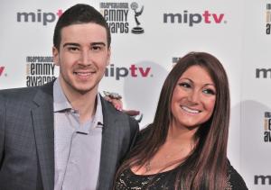 Vinny Guadagnino and Deena Nicole Cortese, Jersey Shore