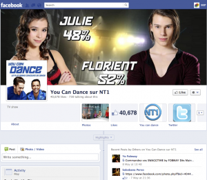 You Can Dance Facebook FR