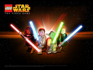 LEGO Star Wars- The Video Game