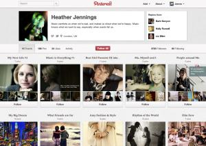 Beat Girl Pinterest