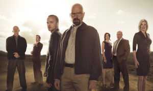 Breaking Bad season 5 cast