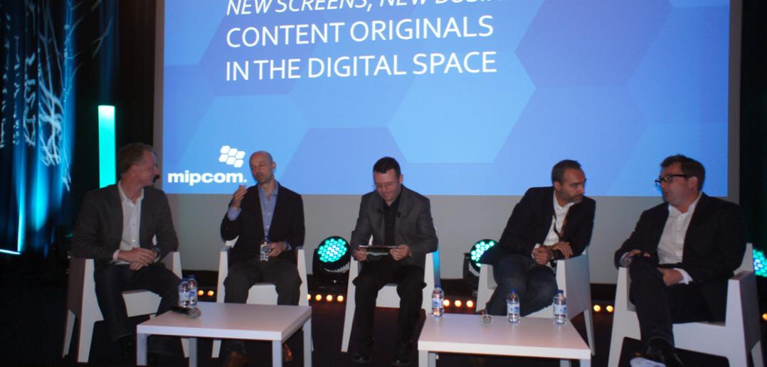 Content Originals panel