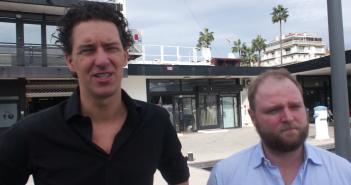 digital agency's Victor Knaap and Wesley