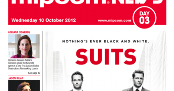 MIPCOM daily News 3