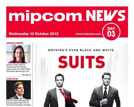 MIPCOM daily News 3