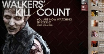 Walkers Kill Count