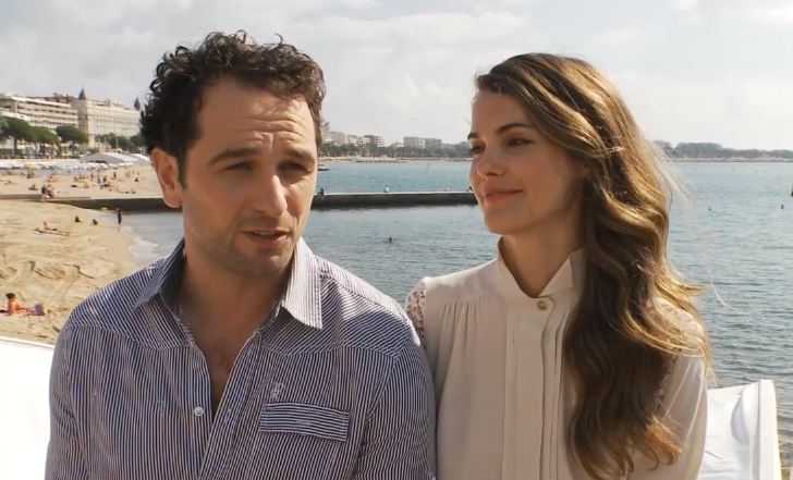The Americans on the Croisette