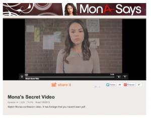 Mona Says