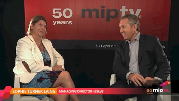 Sophie Turner-Laing MIPTV 50