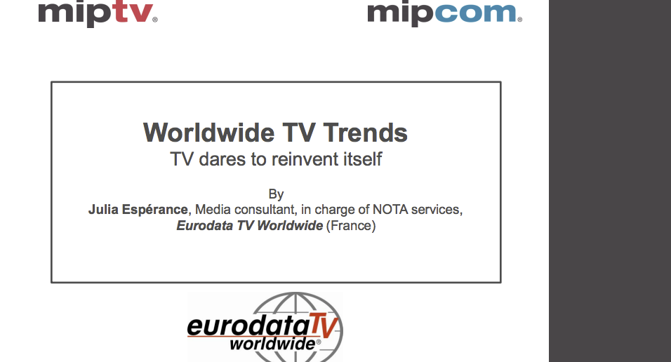 EurodataTV WW TV Trends WP