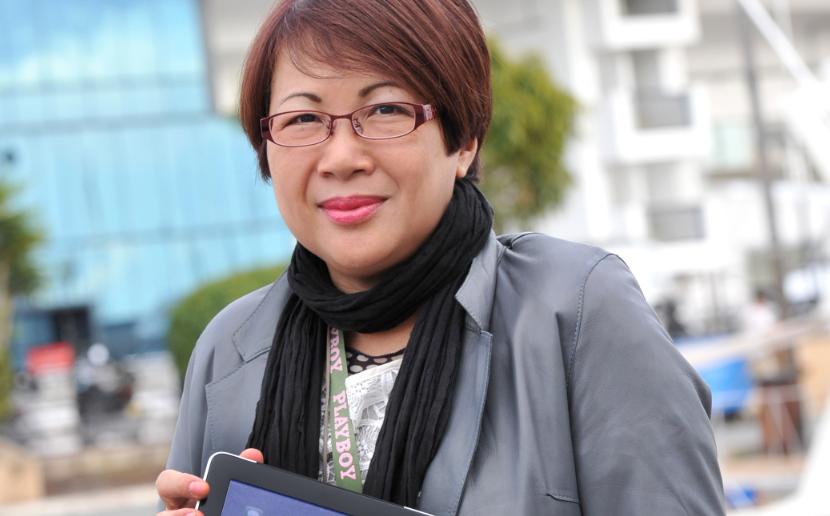 Lanny Albina Huang