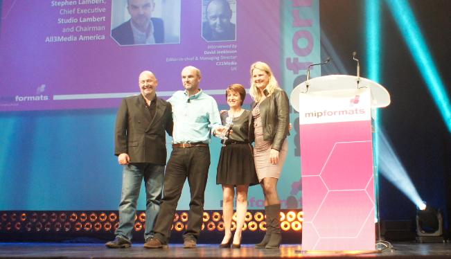 Stephen Lambert FRAPA Award