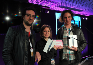 TV Hack winners
