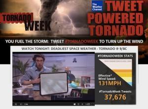 Tweet Tornado