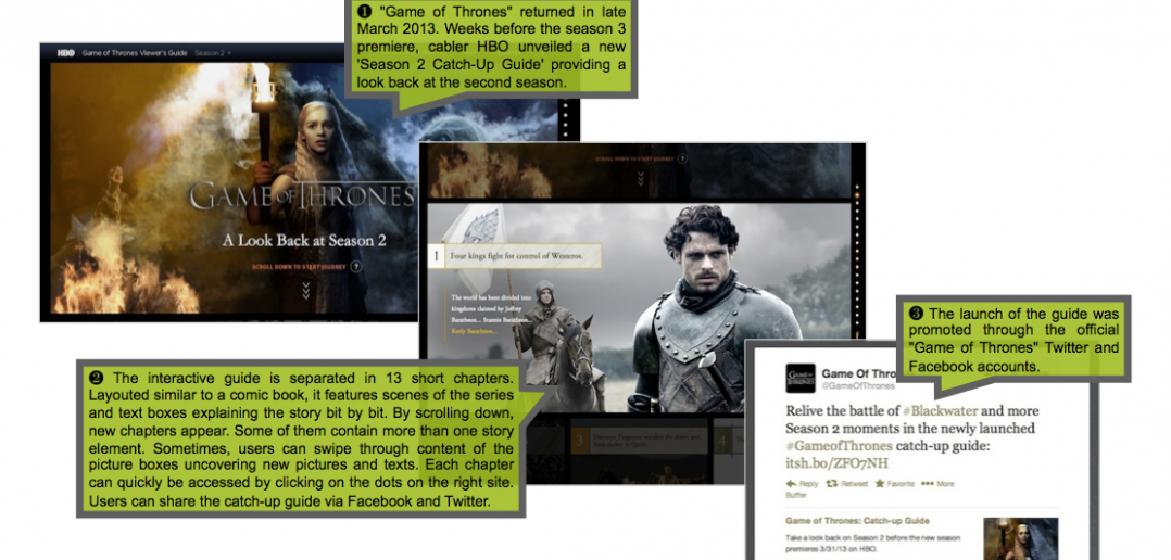 Game of Thrones VAST MEDIA