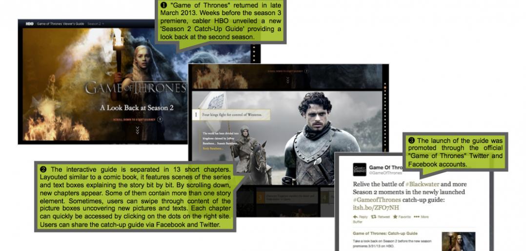 Game of Thrones VAST MEDIA