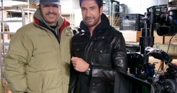 Mikael Salomon & Dylan McDermott