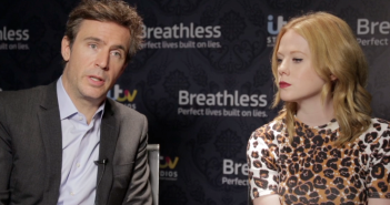 Jack Davenport and Zoe Boyle