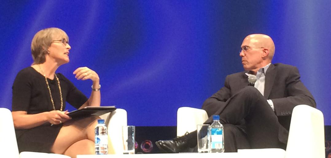 Jeffrey Katzenberg at MIPCOM