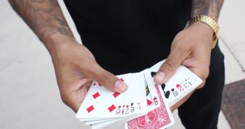 Troy magic trick