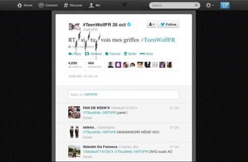 Five Teens Tweet Teens 69