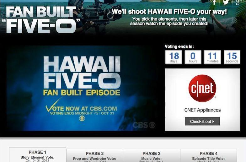 Fan-Built Hawaii Five-0