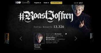 Roast Joffrey Social Event