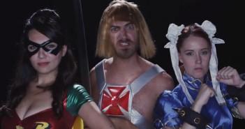 Rhett & Link's Epic Rap Battle: Nerd vs. Geek