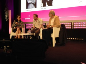 Liveblog: Creatives Talk