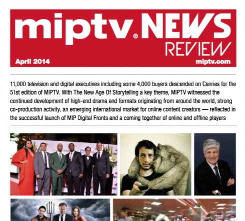 MIPTV News Review