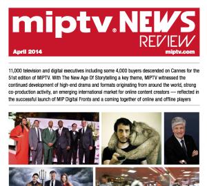 MIPTV News Review