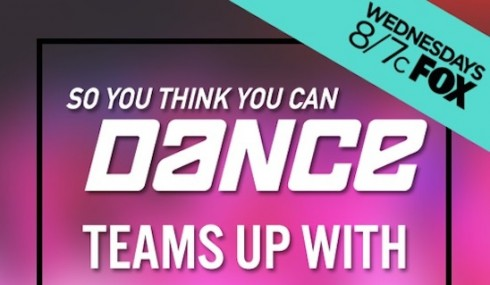 So you think you can dance social TV teams up