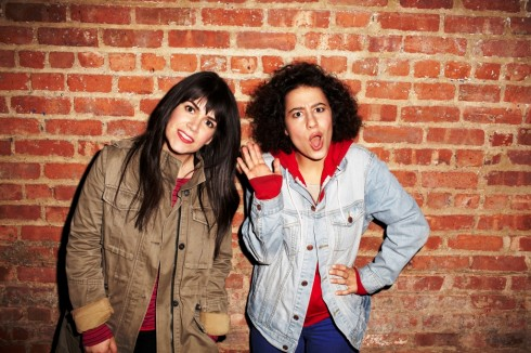 Broad City Abbi Jacobson Ilana Glazer (2)